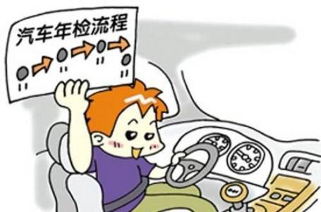 6年以上的小车年检多少钱?6年以后汽车年检流程